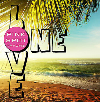Pink Spot Aroma 10ml DIY One Love