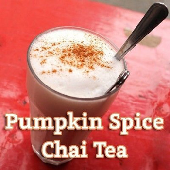 Pink Spot Aroma 10ml DIY Pumpkin Spice Chai Tea