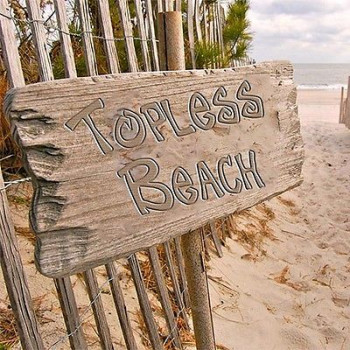 Pink Spot Aroma 10ml DIY Topless Beach