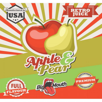 Big Mouth Aroma Apple Pear 10ml