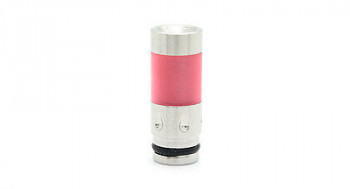 Round Mouth DripTip Pink