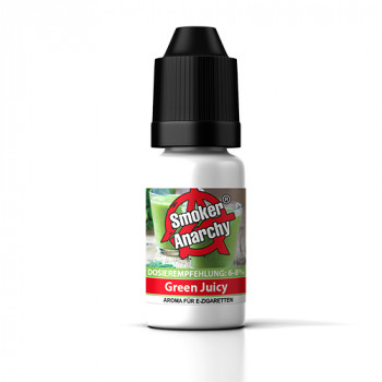 Smoker Anarchy® Aroma 10ml Green Juicy