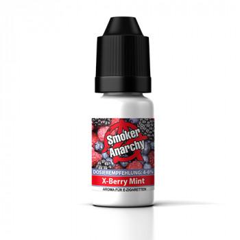 Smoker Anarchy® Aroma 10ml X-Berry Mint