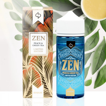 ZEN (100ml) Plus e Liquid by SIQUE Berlin