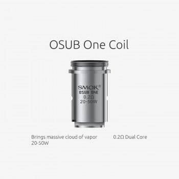 Smok Osub ONE Coils 5 Pack 0.2 Ohm