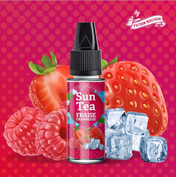 Erdbeer Himbeere 10ml Aroma by Sun Tea