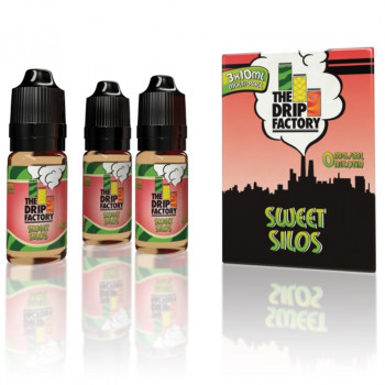 Drip Factory Sweet Silos 3x10ml