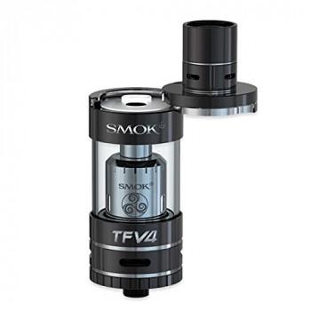 Smoktech SMOK TFV4 Single Kit inkl. T3 Triple Coil Schwarz