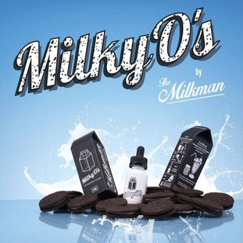 The Milkman MilkyO's E-Liquid
