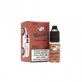 The Milkman Moonies e Liquid 3x10ml Multipack