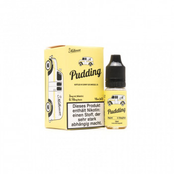 The Milkman Pudding e Liquid 3x10ml Multipack