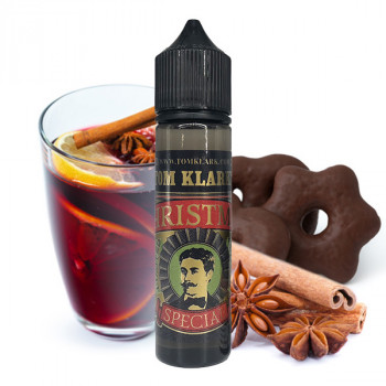 Tom Sawyer Christmas (60ml) Plus e Liquid by Tom Klark`s