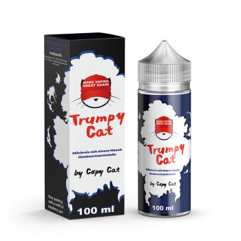 Trumpy Cat 100ml e Liquid by Copy Cat