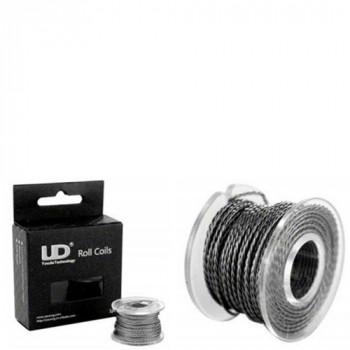 UD Doppelt Ribbon KA1 2x 0,25mm, 30AWG, 10m (0,79€/pro m)