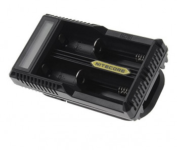 NITECORE UM20 LCD-Panel Intelligent Charger