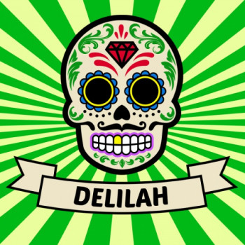 Vaper´s Valley El Bonneyo E-Liquid 50ml Delilah 0mg