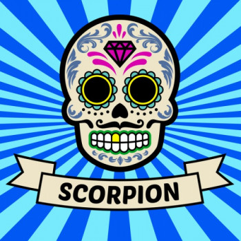 Vaper´s Valley El Bonneyo E-Liquid 50ml Scorpion 0mg