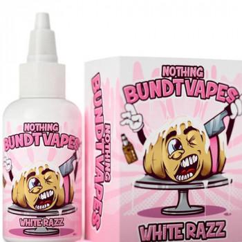 White Razz (60ml) e Liquid by Nothing Bundt Vapes