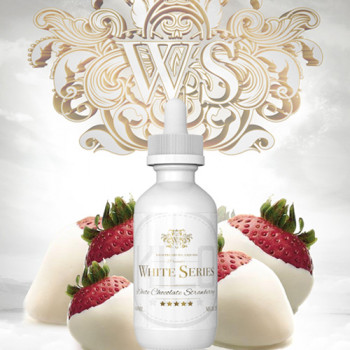 White Chocolate Strawberry by Kilo White Series 60ml