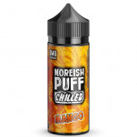 Chilled Mango 100ml Shortfill Liquids by Moreish Puff