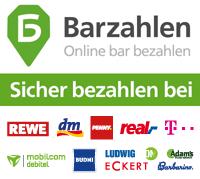 Barzahlen - Online bar bezahlen